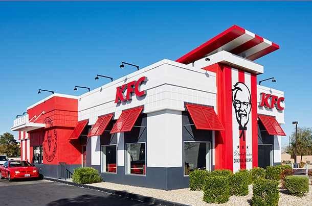 Image via KFC Franchise