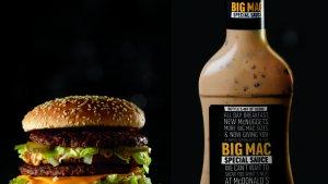 mcdonalds is giving away bottles of its famous big mac sauce for the first time 300x169 - La sauce du Big Mac, bientôt disponible en supermarché !