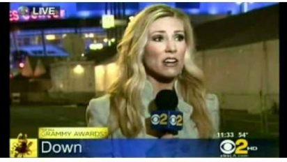 reporter cover 412x232.jpg?resize=412,232 - When She Starts To Talk On TV, Millions Gasped. She Was In Danger!