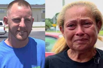 stranger gives free car to struggling mom 412x275.jpg?resize=412,275 - Car Mechanic Gave Car To Grieving Mother For Free After Learning Her Veteran Son Died From PTSD