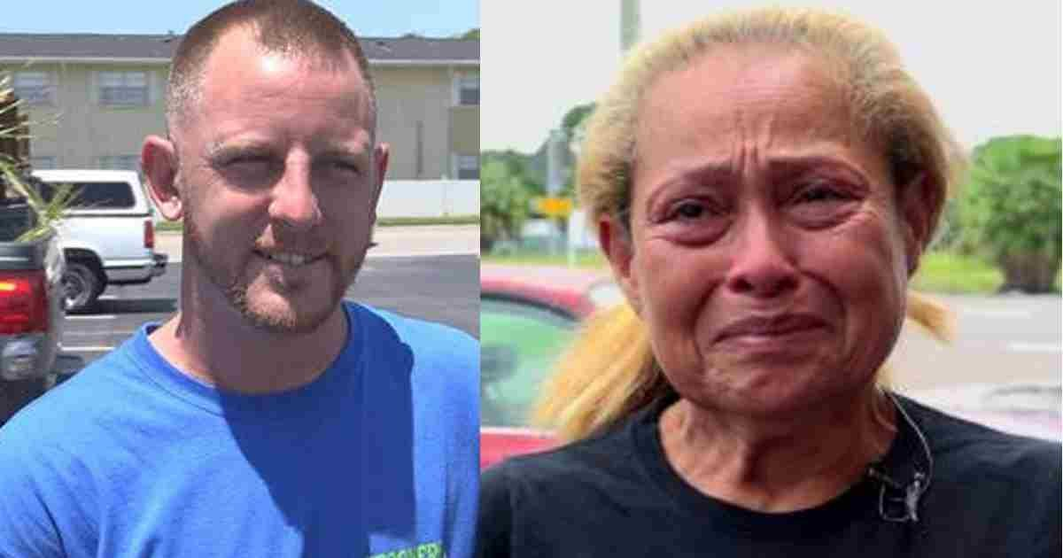 stranger gives free car to struggling mom.jpg?resize=1200,630 - Car Mechanic Gave Car To Grieving Mother For Free After Learning Her Veteran Son Died From PTSD