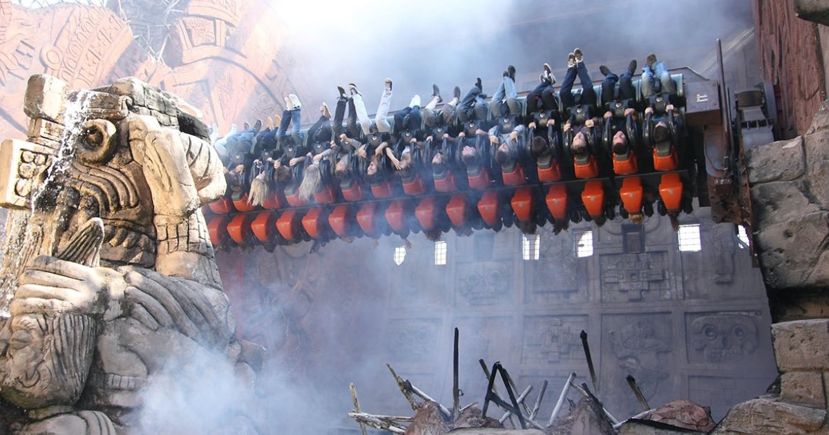 talocan ride phantasialand 2 1.jpg?resize=412,232 - This Innocent-Looking Ride In Germany Makes People's Stomach Turn