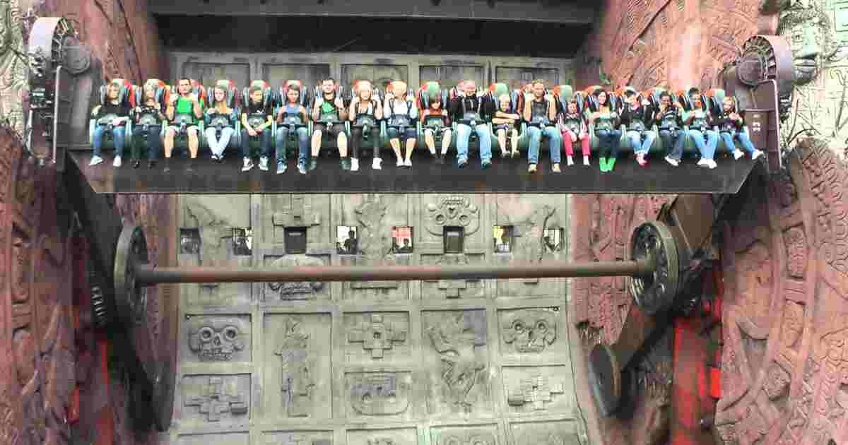 talocan ride phantasialand.jpg?resize=1200,630 - This Innocent-Looking Ride In Germany Makes People's Stomach Turn
