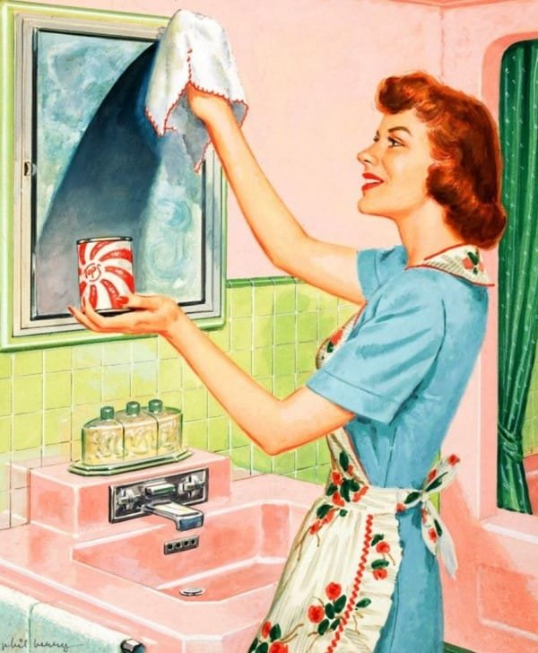 Image via The Glamorous Housewife