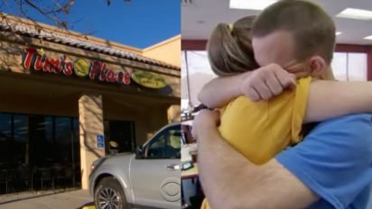 down syndrome restaurant owner 412x232.jpg?resize=412,232 - Owner Of A Restaurant Becomes So Emotional To Close His Restaurant But It's Inevitable