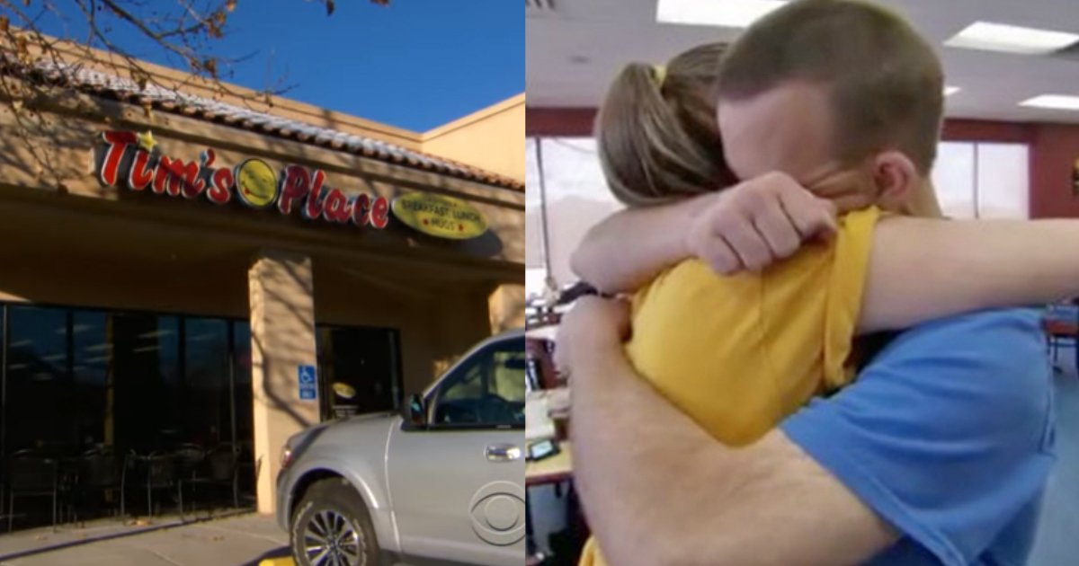 down syndrome restaurant owner.jpg?resize=1200,630 - Restaurant Owner With Down Syndrome Closed His Business To Move Away And Follow His Heart