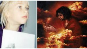 heaven real paintings 300x169.jpg?resize=300,169 - This Little Girl Says She Saw Heaven And God.. Then Draws Incredible Paintings To Prove Herself