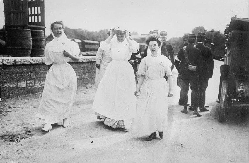 Image via Library of Congress / Bain News Service