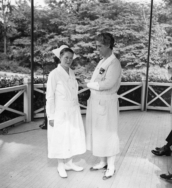 Image via Library of Congress / Harris Ewing