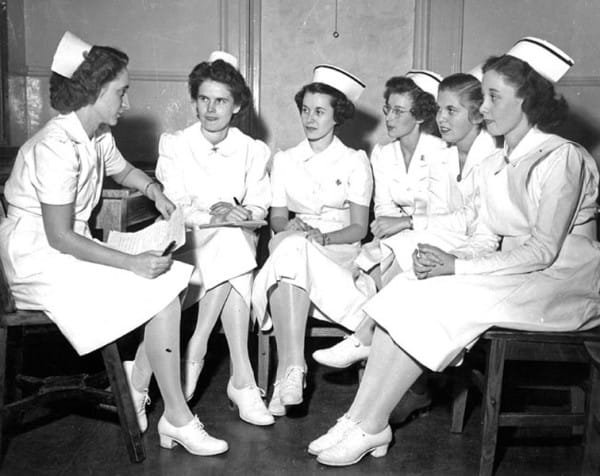 The History Of Nurse Uniforms From 1800s To The Modern