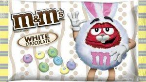 mms 300x169 - À quand les M&M's au chocolat blanc chez nous ?
