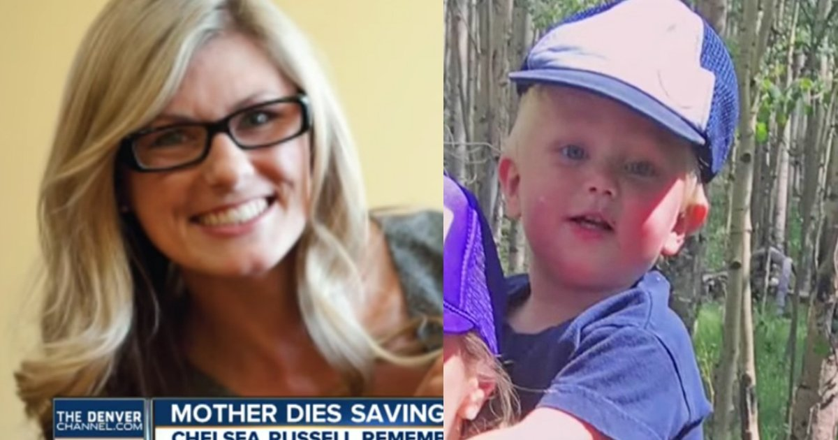 mom saves son 1.jpg?resize=1200,630 - Mother Passed Away After Saving Her Son From Drowning In Lake