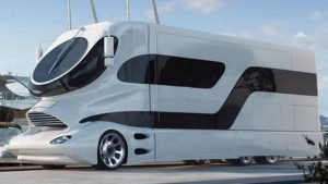 rv 300x169 - This Mobile Home Will Drive You Straight into the Lap of Luxury