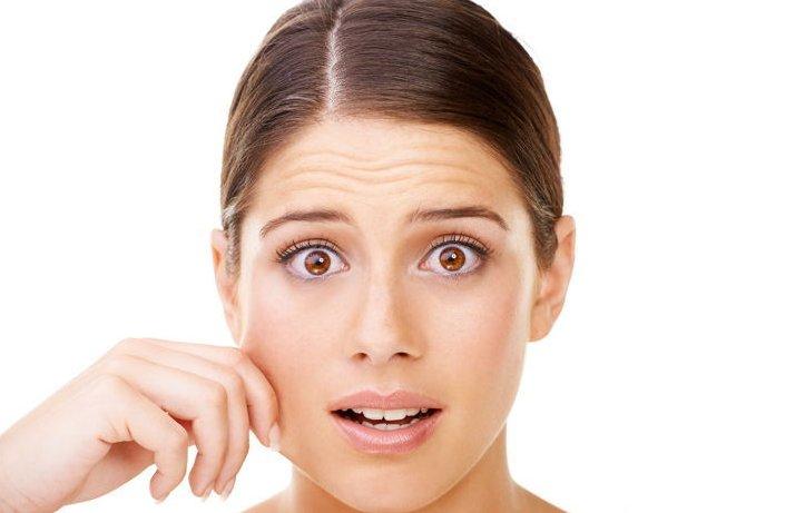2 18 - 5秒であなたの皮膚年齢を測定する方法!