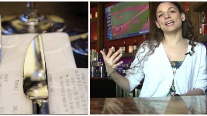 bad service tip 412x232.jpg?resize=412,232 - Customer Rewarded Waitress With $500 Tip After She Couldn't Hear Him Order Because Of Broken Hearing Aid