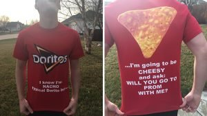 doritos 300x169.jpg?resize=300,169 - Teen Writes Extra Cheesy Prom Proposal That Got the Attention of Huge Chip Company