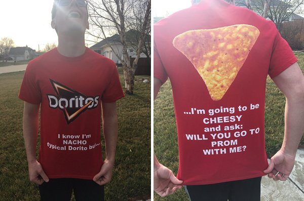 doritos.jpg?resize=1200,630 - Teen Came Up With Extra Cheesy Prom Proposal Using His Date's Favorite Snack To Pop The Question