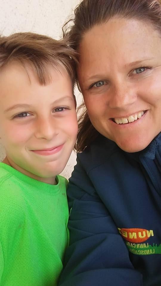 haygood 169x300 - Scandaleux : ce jeune autiste de 10 ans se fait menotter et arrêter par la police !