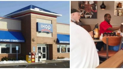 ihop cover 412x232.jpg?resize=412,232 - IHOP Server Took Away Disabled Woman's Fork And Started To Feed Her