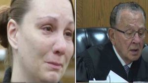 judge tough year 300x169.jpg?resize=300,169 - Grieving Mother Can't Fight Back The Tears Any Longer As She Breaks Down In Court, But Listen To What The Judge Says... Incredible!