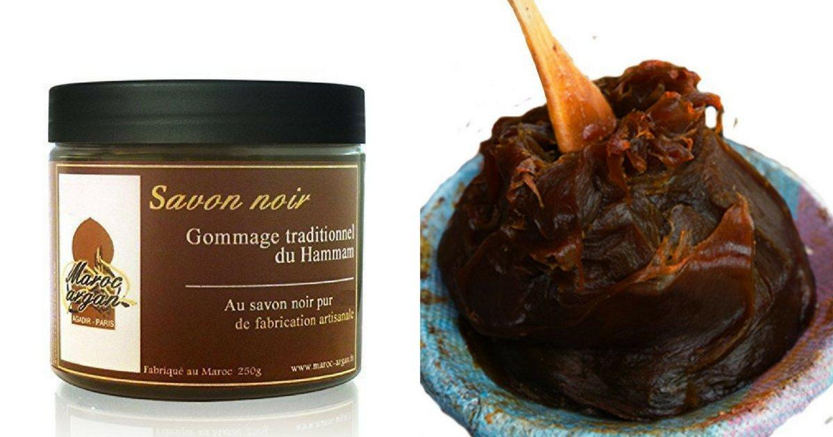 le fh 8.png?resize=1200,630 - Soins: gommage au savon noir traditionnel