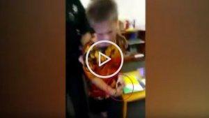 on oublieque les hommespeuvent ecc82trevictimes 300x169 - Scandaleux : ce jeune autiste de 10 ans se fait menotter et arrêter par la police !