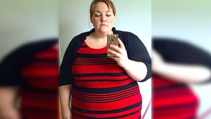 overweight 412x232.jpg?resize=412,232 - Engaged Woman Decided To Lose Weight For Big Day But Fiance Suddenly Called Wedding Off!