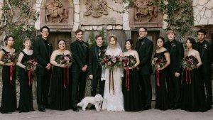 sans titre 15 300x169 - Ils ont organisé leur mariage sur le thème de Harry Potter et c'est sublime !
