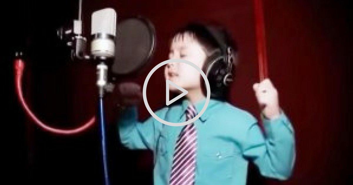 sans titre 9 2.png?resize=1200,630 - La reprise TROP MIGNONNE de « I will always love you » par ce garçon de 4 ans