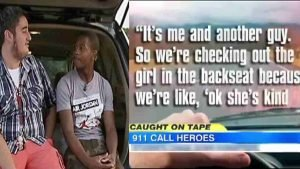 teens save woman kidnapping hq 300x169 - Teen See Pretty Girl In The Car Besides Them, But Soon Realize She's In Grave Danger