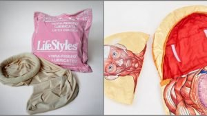 1 27 300x169 - 眠れないあなたにオススメ?「コンドーム型寝袋」など一風変わった寝袋を一挙公開!