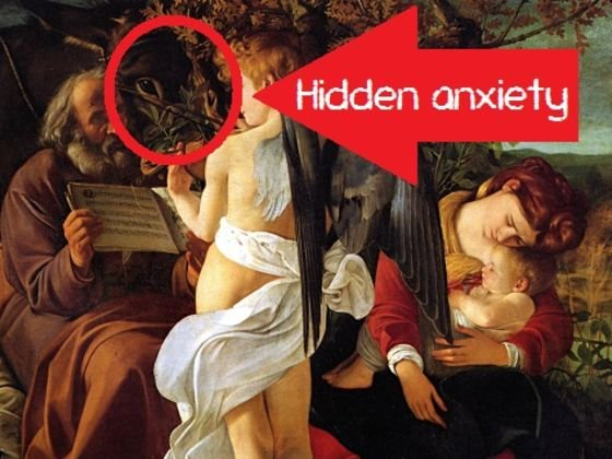 anxiety.jpg?resize=1200,630 - QUIZ: The Way You Perceive These Paintings Reveal Your Stress Level