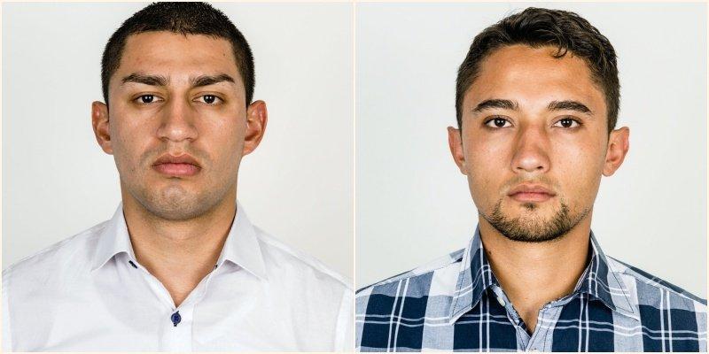 Carlos et Jorge © Stefan Ruiz pour le New York Times