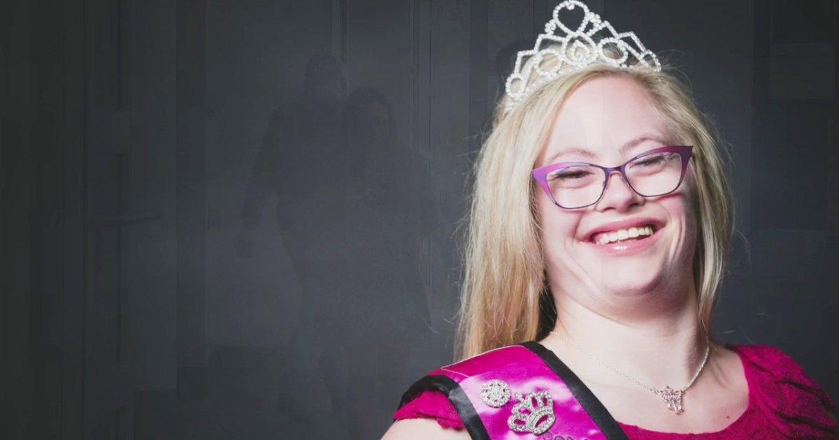 mh1.jpg?resize=1200,630 - Cette étudiante trisomique est candidate à une élection de miss: elle remet en cause tous les standards de la beauté