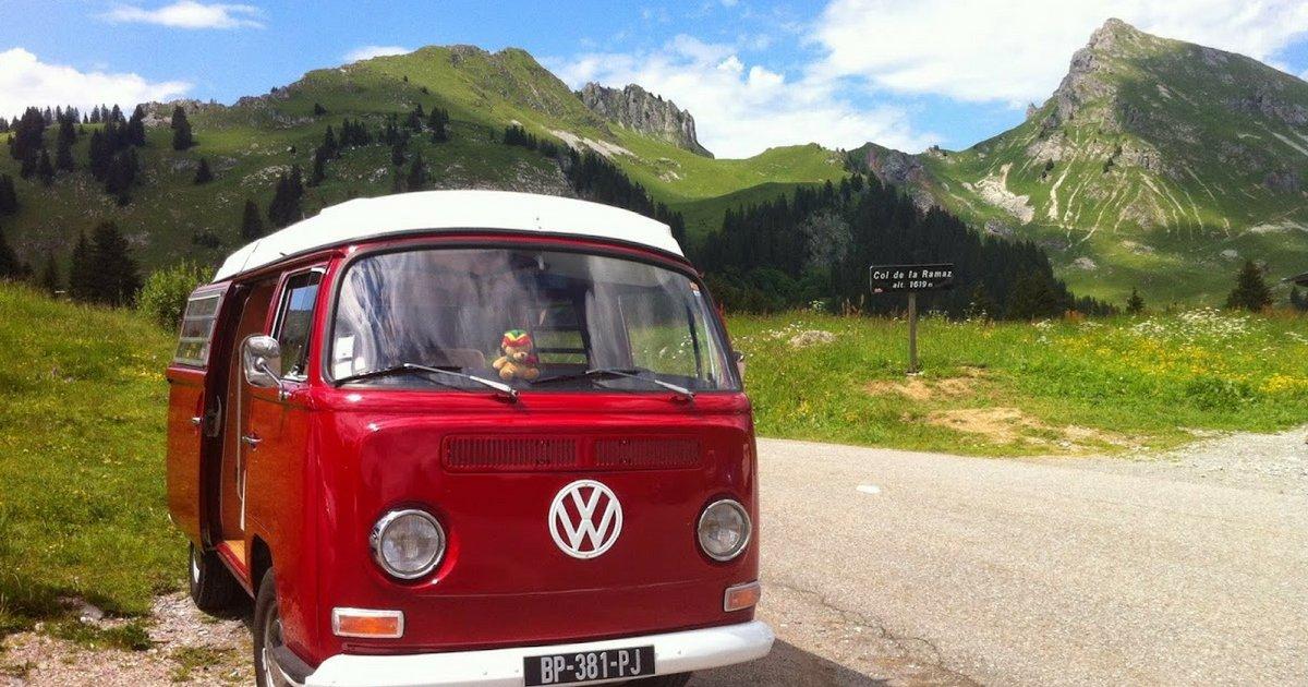 on vous donnelacc82ge 3 - Le combi VW fête ses 70 ans ! Découvrez les plus jolis design du célèbre van