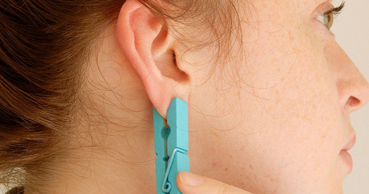 sans titre 1 3.jpg?resize=1200,630 - Mettez une pince à linge sur votre oreille, vous serez surpris du résultat !