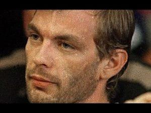 Jeffrey Dahmer lors de son procès - Via YouTube