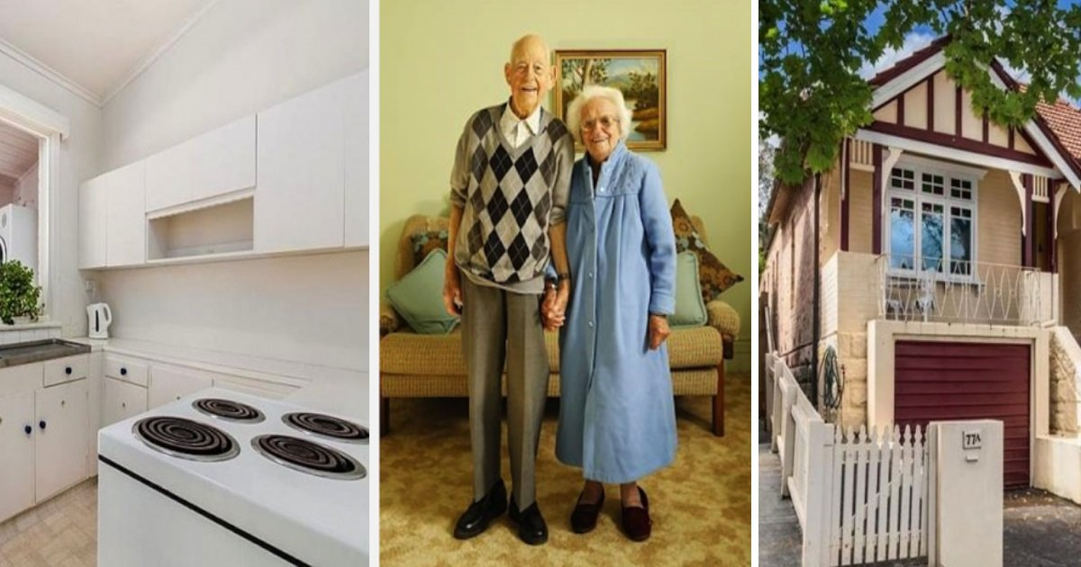 old couple time warp house.jpg?resize=1200,630 - Ce couple a vécu dans cette maison pendant 76 ans et l'intérieur est absolument incroyable!