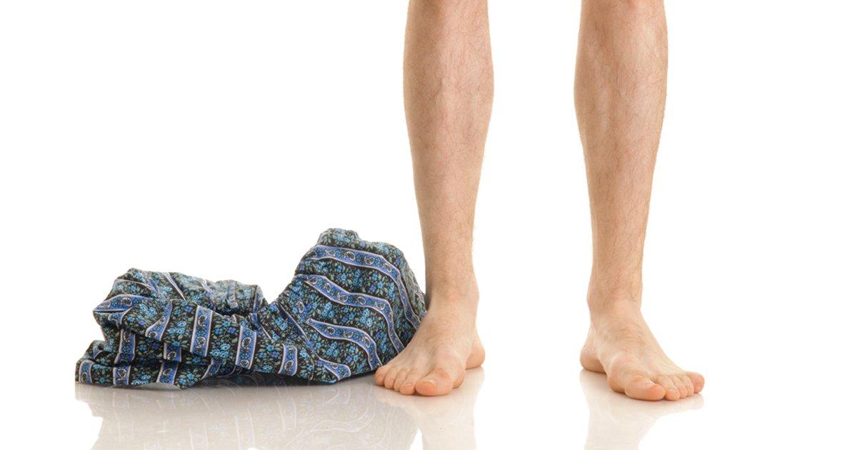 0 4.jpg?resize=412,275 - 남성이 '속옷'을 입으면 안 되는 단 '한 가지' 이유!