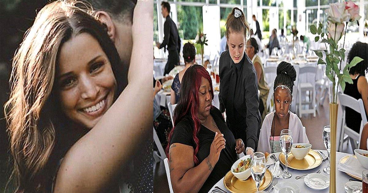 article 2 new ebb3b5ec82ac.jpg?resize=412,232 - 갑자기 취소된 결혼식에 '노숙자' 170명 초대한 여성