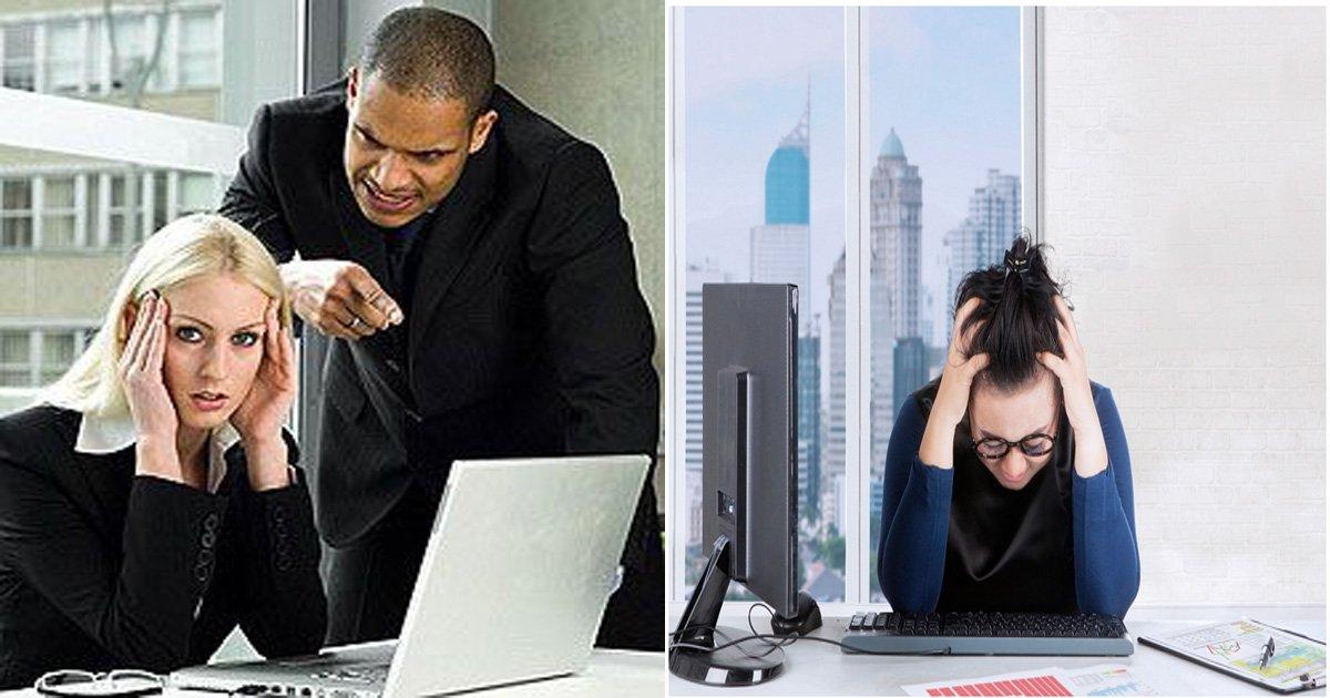 article 5 thumb.jpg?resize=412,232 - '유산' 후 투병 중인 여직원에게 남성 직장 상사의 역대급 '꼰대질+막말'에 네티즌들 '혈압'