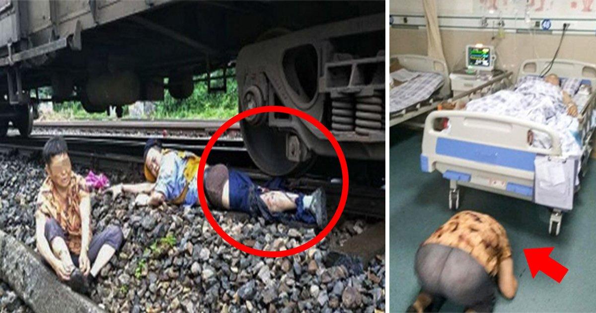 article thumbnail 10.jpg?resize=412,232 - 달리는 열차서 뛰어내린 '청년'에게 '노인'이 무릎 꿇고 사죄한 이유