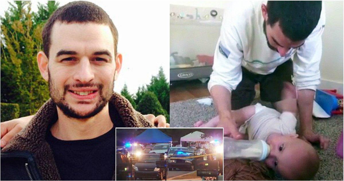 deaf was shot.jpg?resize=636,358 - Arrêté pour excès de vitesse, un homme malentendant est tué par un officier de police.