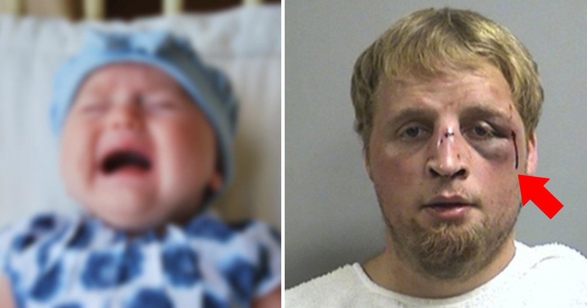 eca09cebaaa9 ec9786ec9d8c 1 7 - 1살밖에 안된 딸을 성추행한 범인을 향한 아빠의 무서운 응징!