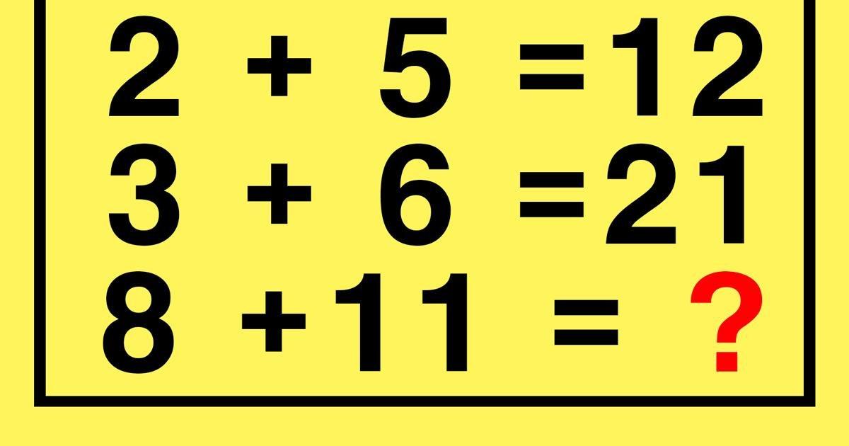 eca09cebaaa9 ec9786ec9d8c 2 1 1.jpg?resize=1200,630 - SNSで話題になったクイズ、正解は二つ?