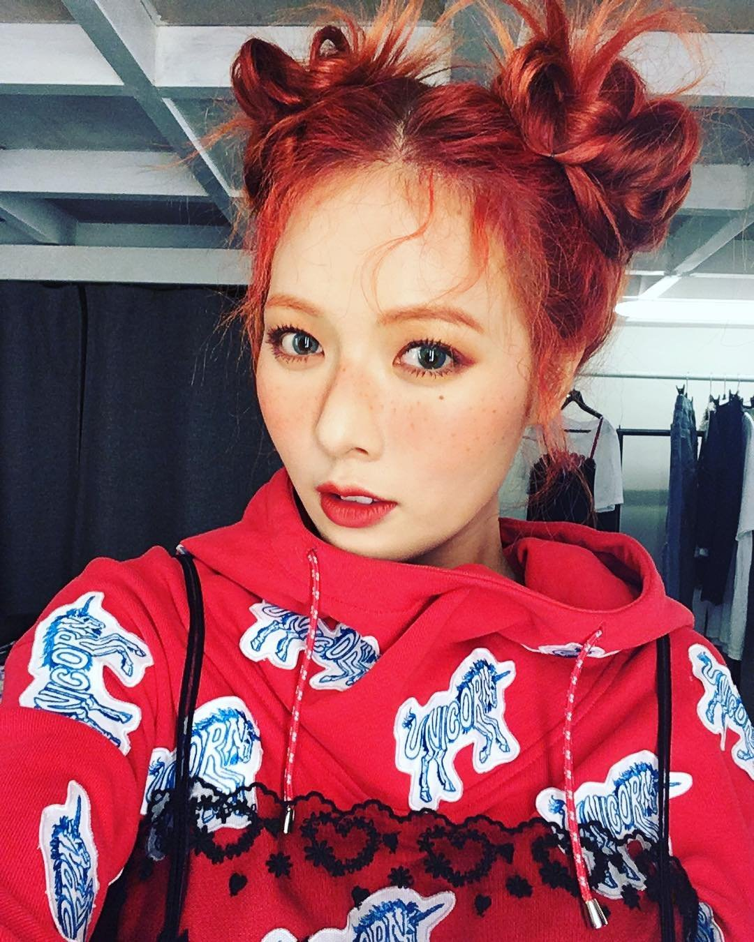 현아 인스타그램 | @hyunah_aa