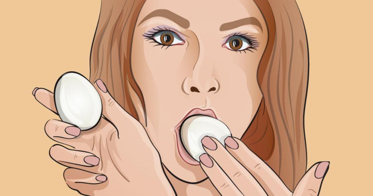 egg - 하루에 '달걀' 2개씩 먹으면 우리 몸에 일어나는 놀라운 변화 7가지
