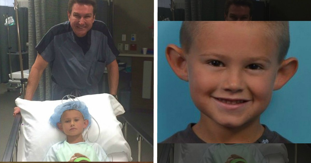 ers.jpg?resize=300,169 - Estos padres llevan a su hijo de 6 años a hacerse una cirugía plástica debido al bullying que le hacen sus compañeros