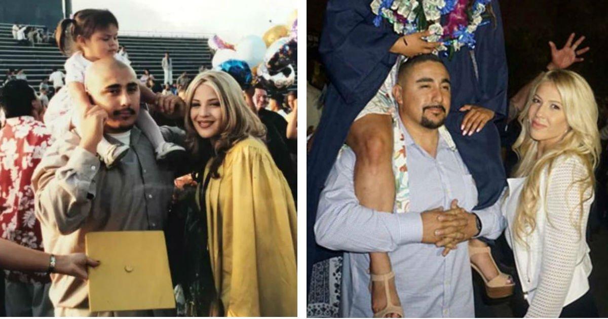 fdgdfgdfg.jpg?resize=300,169 - Niña toma una foto con sus padres. Después de 17 años, publica dos imágenes para exponer la verdad.