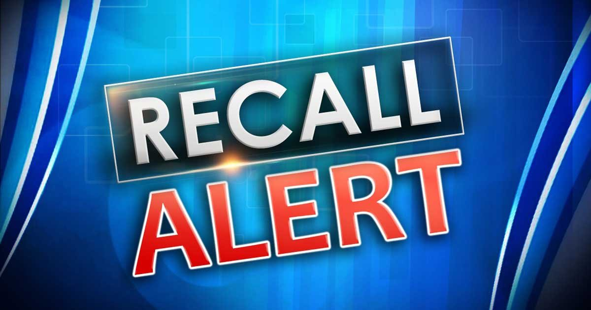recall alert.jpg?resize=412,232 - Children's Medicine Recalled Due To Large Amounts Of Potentially Harmful Substance